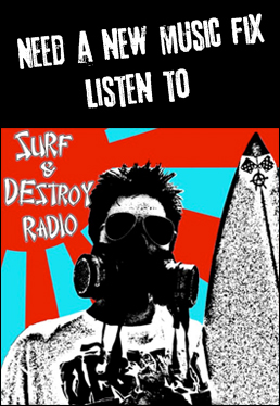 Surf and Destroy